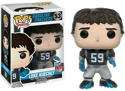 FUNKO POP! NFL Carolina Panthers - Luke Kuechly Vinyl NEU 53 ()