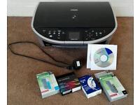 Canon mp500 pixma printer / scanner / copier