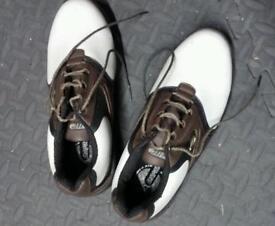Ladies Hi-Tech Golf Shoes Size 5