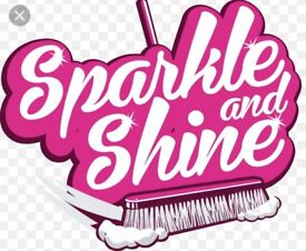 Sparkle & shine cleaning services