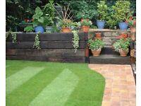 Trustworthy garden landscaping and builders