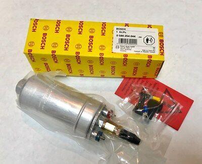 Bosch 044 Universal Inline Fuel Pump External 300LPH 0580254044 700HP Yellow