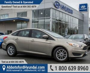 2015 Ford Focus SE BC OWNED