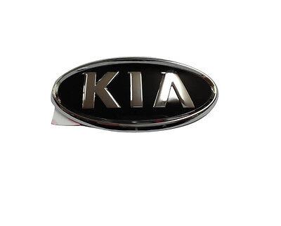 Kia Rio Pride 06~12 OEM GENUINE Rear Trunk KIA Emblem 863101G100