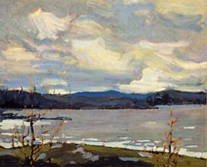 "Limited Edition ""Cold Spring in Algonquin Park"" by Tom Thomson"