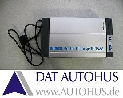 Waeco PerfectCharge IU 252A - Automatiklader  - Model No. 2222500002