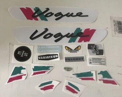 stickers autocollant peugeot 103 VOGUE