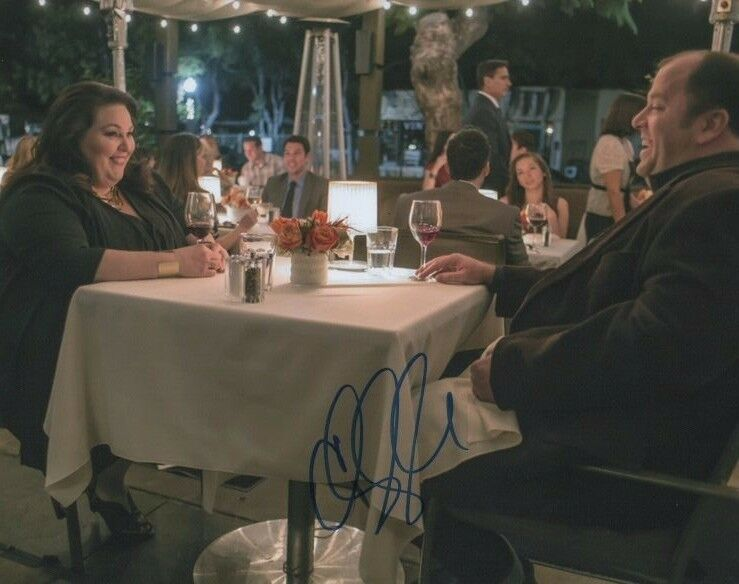 Chrissy Metz This is Us Autographed Signed 8x10 Photo COA