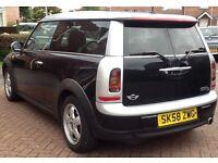 * Bargain* 58 Mini Clubman Cooper Diesel *New Mot*Full Service*68 Mpg & £20 Tax! Superb Car! £4500!!