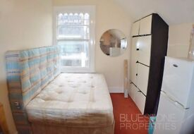TOOTING - Large DOUBLE room with kitchenette. Very close to Tube. Available Now!