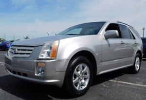 2008 Cadillac SRX V6 AWD Loaded & Panoramic Roof!! Low Mileage!!