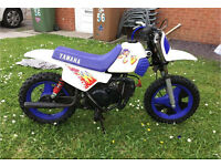 Genuine Yamaha PW50 child's motorbike