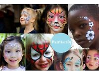 Hire Professional Facepainting For Children's Parties/Events!