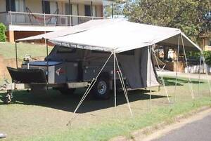 Pioneer Camper Trailer Onyx - Great Condition Moorooka Brisbane South West Preview