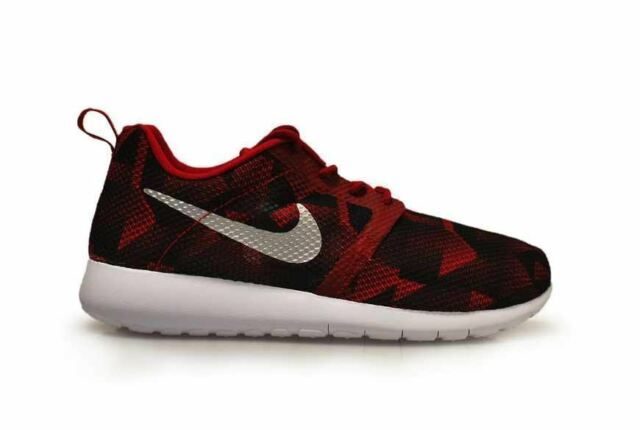 nike roshe one flight weight red