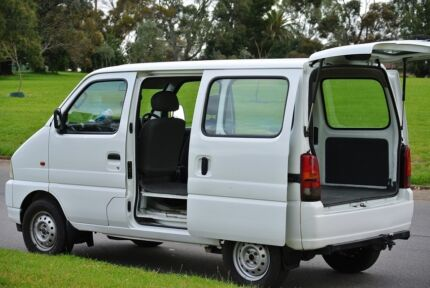 2002 Suzuki Carry Van/Minivan Valley View Salisbury Area Preview
