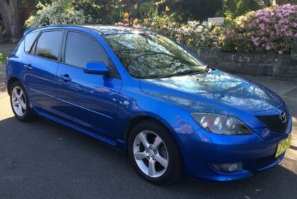 2005 Mazda Mazda3 Hatchback North Sydney North Sydney Area Preview