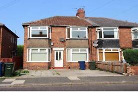 2 Bed Upper Flat, Ovington Grove Fenham, Newly Refurbished, Off Street Parking