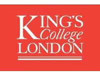 KINGS COLLEGE STUDENTS- 4 DOUBLE BED 2 BATHROOM PROPERTY WITH GARDEN FURNISHED CALL TODAY- SE17