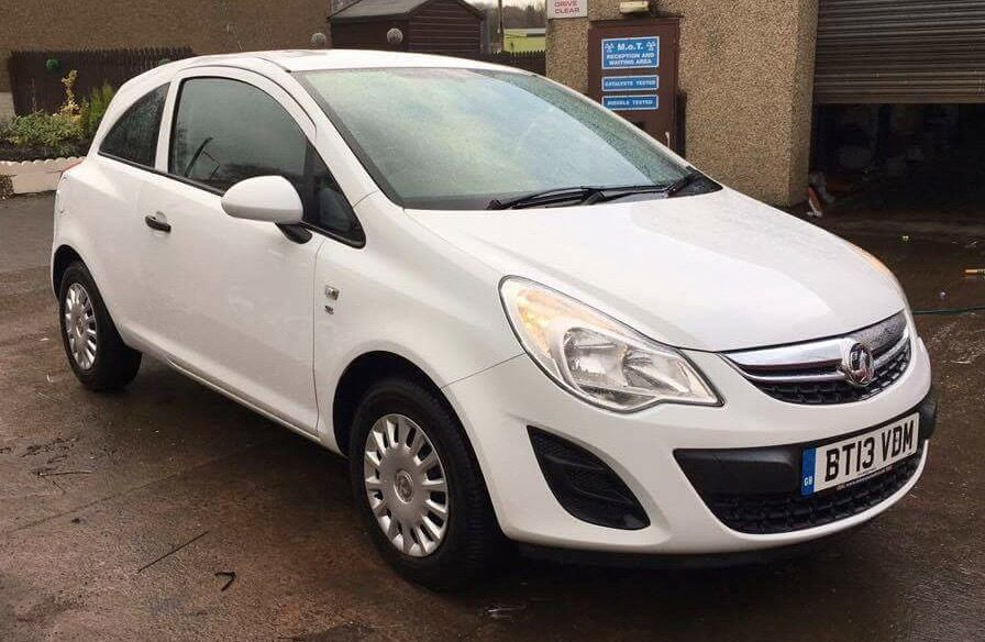 2013 vauxhall corsa ecoflex 1 0l in falkirk gumtree. Black Bedroom Furniture Sets. Home Design Ideas