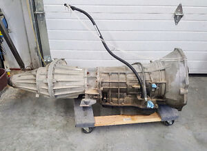 2009 Dodge Automatic Transmission with transfer case.