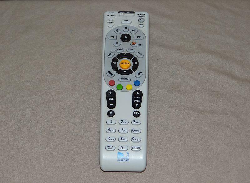 Directv Rc65r Original Satellite Tv Universal Remote Control