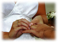 Wedding Officiant - Private and Short Notice Weddings