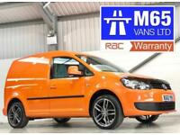 VW VOLKSWAGEN CADDY 1.6TDi 102PS ORANGE LIKE SPORTLINE HIGHLINE SPORT STYLED