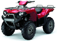 CHECK OUT WHAT THAT ATV IS REALLY WORTH