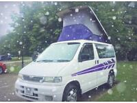 1996 MAZDA BONGO 2.5 DIESEL *4 BERTH WITH AFT ROOF*