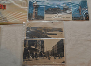 Lot of old paper maps and postcards Kitchener / Waterloo Kitchener Area image 10