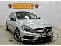 2015 Mercedes-Benz A-CLASS 2.0 A45 AMG 4MATIC 5d 360 BHP Hatchback Petrol Semi A