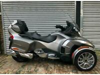Can-Am Spyder RT Limited 1330 SE6