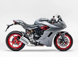 *NEW* Ducati Supersport Titanium Grey FREE Accessories   IN STOCK