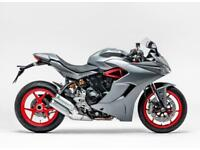 *NEW* Ducati Supersport Titanium Grey FREE Accessories | IN STOCK