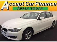 BMW 320 2.0TD d Efficient Dynamics 2013MY d EfficientDynamics FROM £46 PER WEEK!