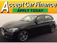 BMW 116 1.6 auto 2012MY i Sport FROM £57 PER WEEK!
