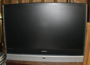 Samsung 50 inch Flat Screen HD TV DLP Works Great!