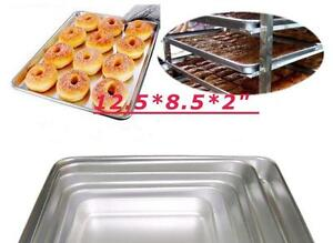 NEW 6 PCS Thicken Bake Pan kitchen at home and abroad thickening