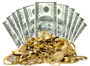CASH FOR GOLD - WON'T BE BEAT $$$