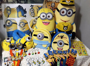 Minion NEW Plush, Watches, Slippers, Socks + More
