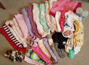 Baby girl lot clothes 0-3 month Kitchener / Waterloo Kitchener Area image 1