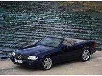 Anyone breaking 1990-2001 Mercedes SL?