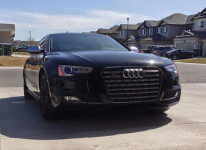 2014 Audi S5 Technik Coupe (Quattro AWD) - ONLY 29,500km!