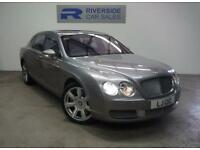2005 BENTLEY CONTINENTAL FLYING SPUR 6.0 W12 4DR AUTO 4 DOOR SALOON