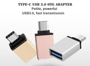 USB 3.1 Type C to USB 3.0 Converter USB Type-C OTG Adapter
