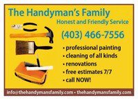 PRO.PAINTERS,EXELLENT SERVICE AND QUALITY,FAIR PRICE.4034667556