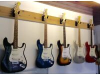 Pre owned guitars from £20