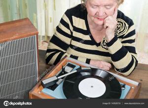 Seeking LPs for Music Program