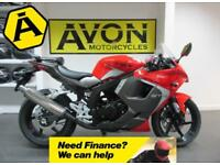Hyosung GT125R Supersport Motorcycle - CBT Legal - Avon Motorcycles